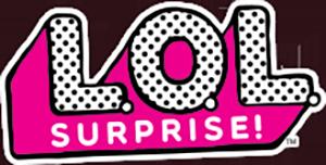 L.O.L. Surprise! yllätyspallot ja lelut