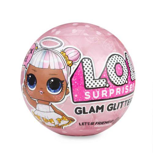 L.O.L. Glitter Doll