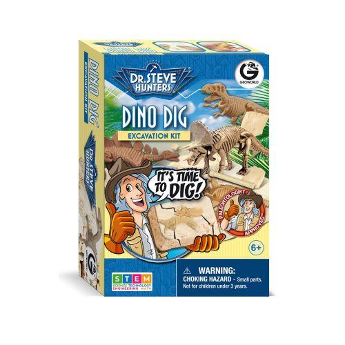 Dino Dig Excavation Fossiili