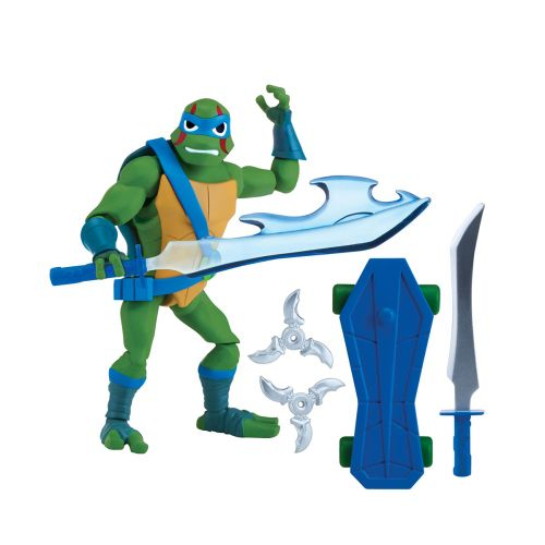 Rise of Teenage Mutant Ninja Turtles Basic figuuri