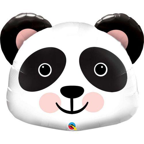 Pandan pää muotofoliopallo 55x60cm