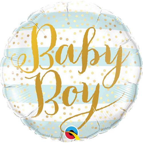Baby Boy raidat foliopallo
