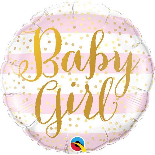 Baby Girl raidat foliopallo