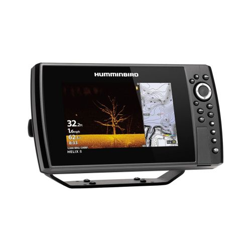 Humminbird Helix 8 Chirp Mega DI GPS G3N yhdistelmälaite