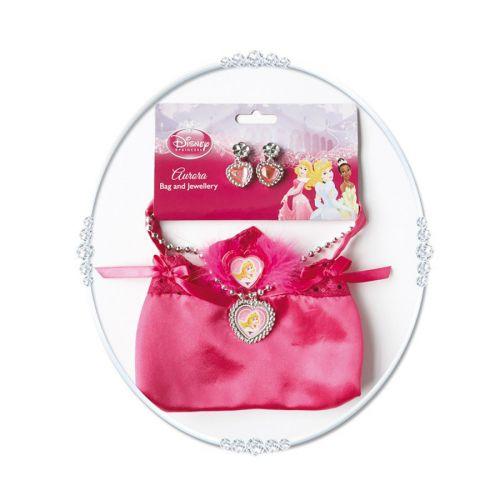 Prinsessa Ruususen laukku ja jalokivisetti