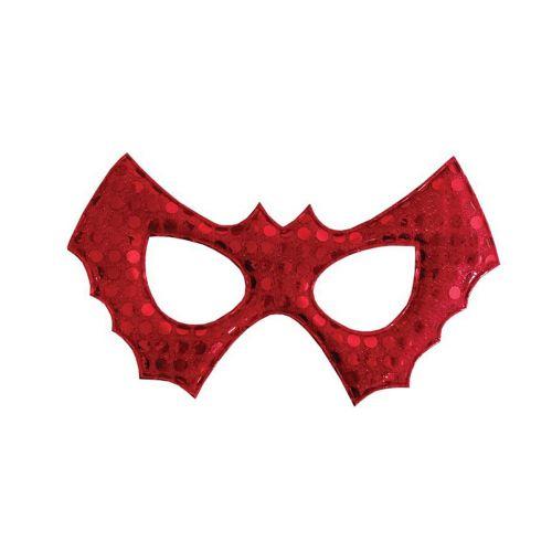 Batman maski punainen