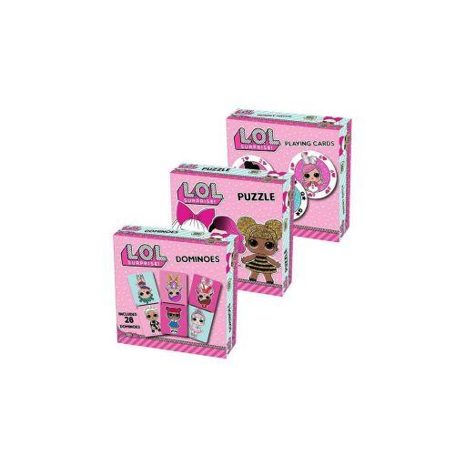 L.O.L. peli 3-pack