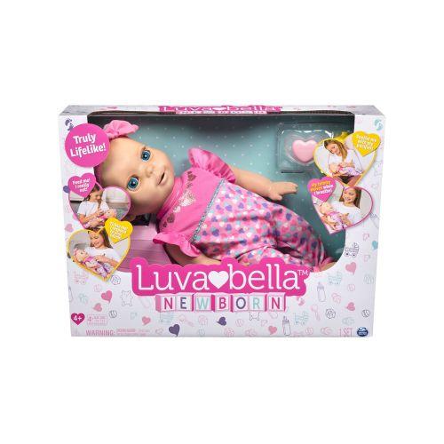 Luvabella Newborn nukke Blond