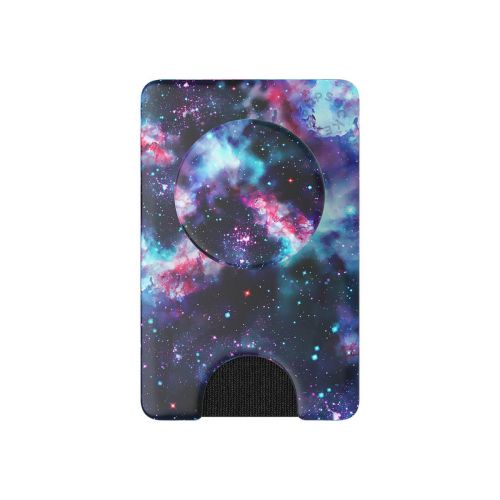 POPSOCKETS Wallet Galactic Nebula