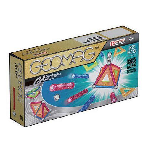 Geomag Glitter Sis. 22 Magneettirakennussarja