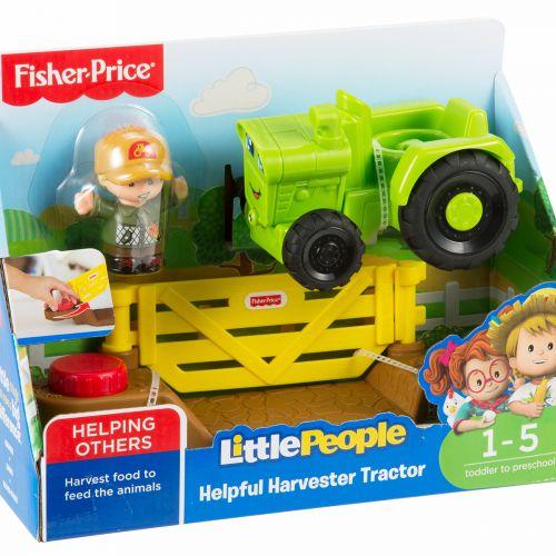 Fisher-Price Little People ajoneuvo