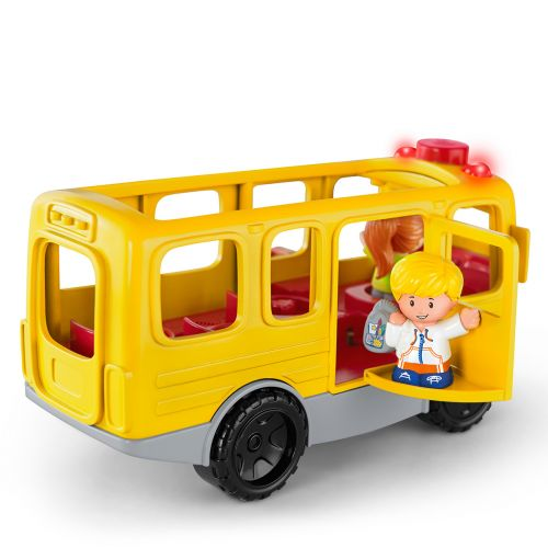 Fisher-Price koulubussi Little People, ruotsinkielinen