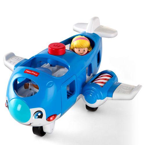 Fisher-Price lentokone Little People, ruotsinkielinen