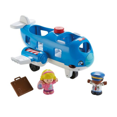 Fisher-Price lentokone Little People