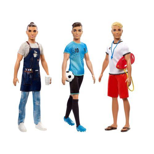 Barbie Ken ammattinukke