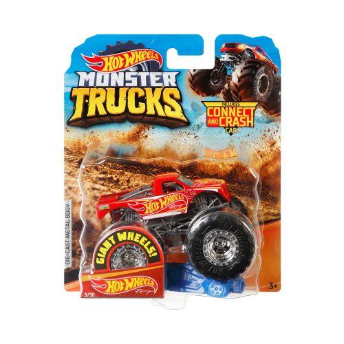 Hot Wheels Monster Truck 1:64
