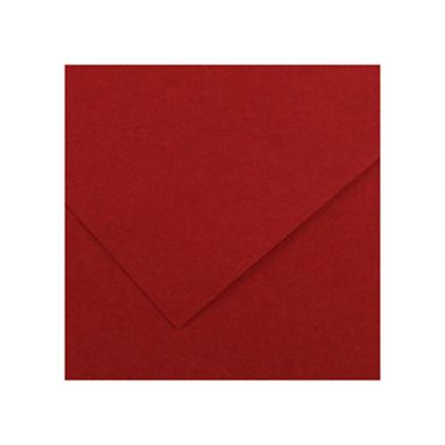 CANSON IRIS VIVALDI 240G 50X65 16 DARK RED