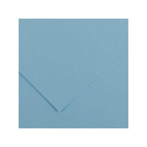CANSON IRIS VIVALDI 240G 50X65 20 SKY BLUE VÄRIKARTONKI