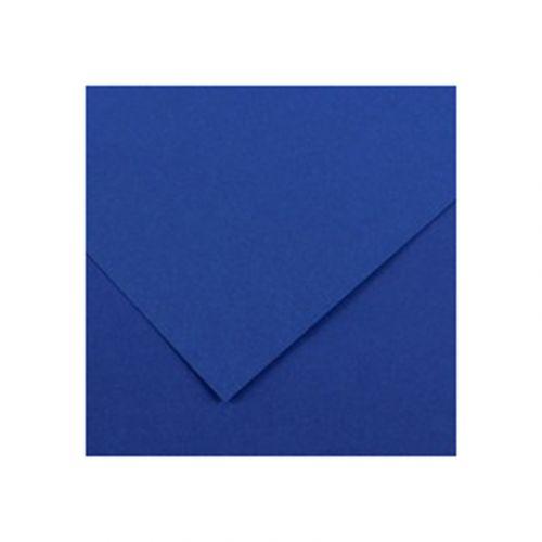 CANSON IRIS VIVALDI 240G 50X65 23 ROYAL BLUE VÄRIKARTONKI