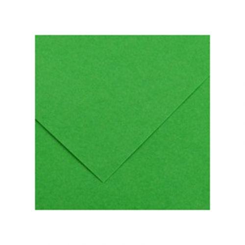 CANSON IRIS VIVALDI 240G 50X65 29 BRIGHT GREEN VÄRIKARTONKI