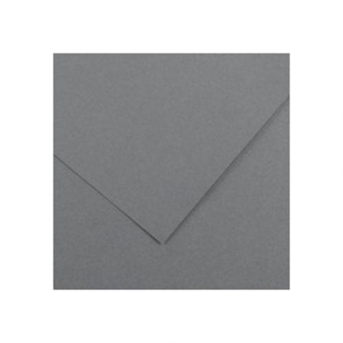 CANSON IRIS VIVALDI 240G 50X65 36 DARK GREY