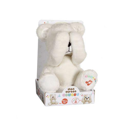 Peekaboo Bear 24cm