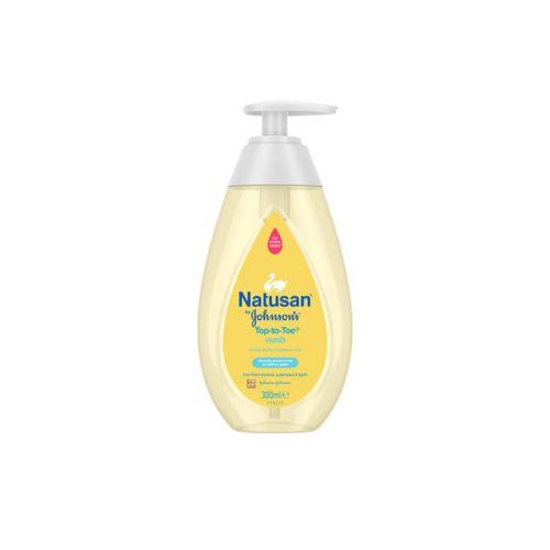 Natusan Baby Top-to-toe pesuneste 300ml