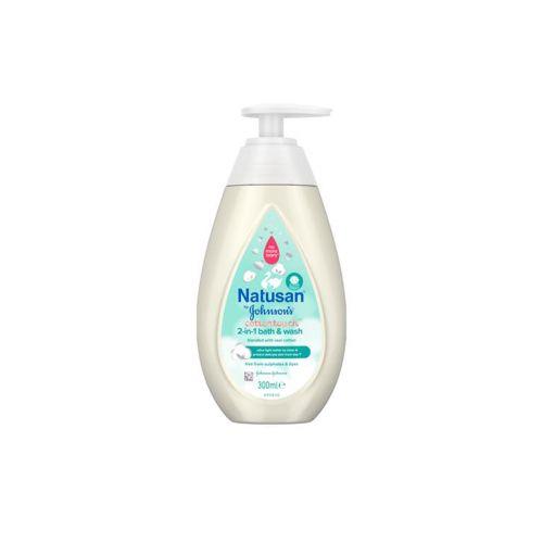 Natusan Bath Pesuneste Cotton Touch 300ml