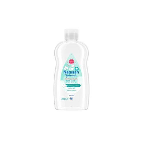 Natusan Hair & Scalp Oil Hoitoöljy 300ml