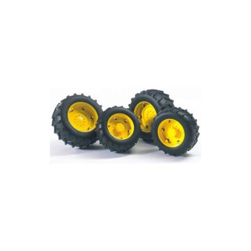 Bruder 02321 traktorin paripyörät