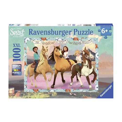 Ravensburger Lucky And Her Friends 100 palaa