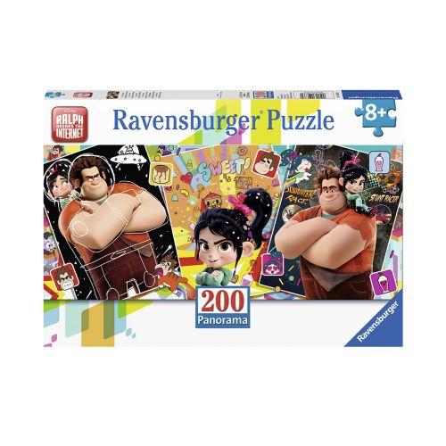 Ravensburger Räyhä-Ralf 2 200 palaa panoraama