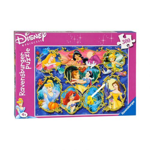 Ravensburger Disney Prinsessat palapeli 300