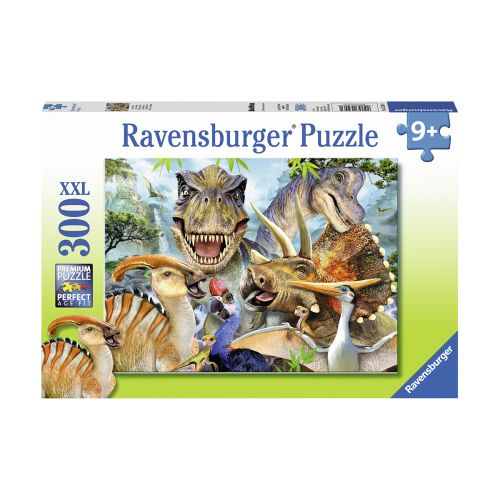 Ravensburger Delighted Dinos 300 palaa