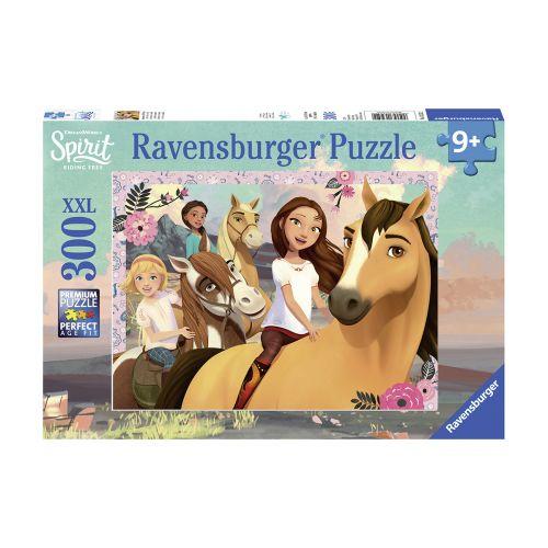 Ravensburger Spirit Adventure On Horses 300 palaa