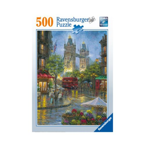 Ravensburger Picturesque London 500 palaa