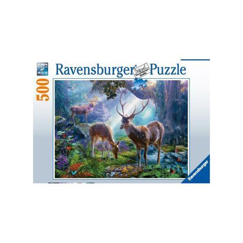 Ravensburger Deer In The Wild 500 palaa