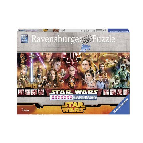 RB Star Wars Legendat Panorama palapeli 1000 palaa