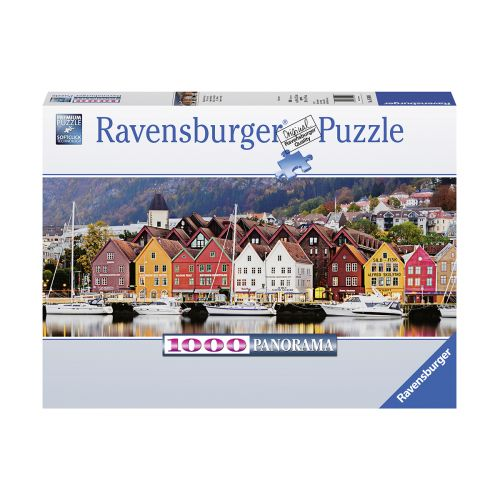 Ravensburger Port in Norway 1000 palaa