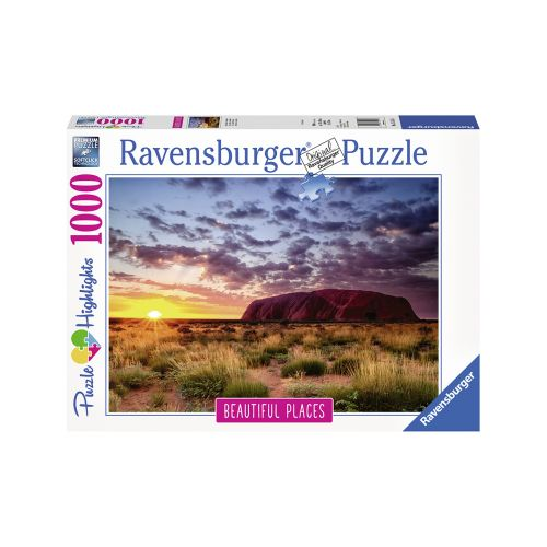Ravensburger Ayers Rock Australia 1000 palaa