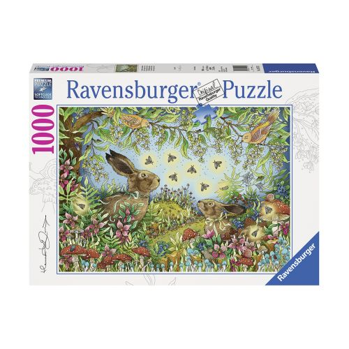 Ravensburger Nocturnal Forest Magic 1000 palaa