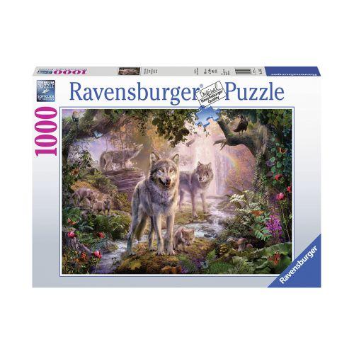 Ravensburger Summer Wolves 1000 palaa