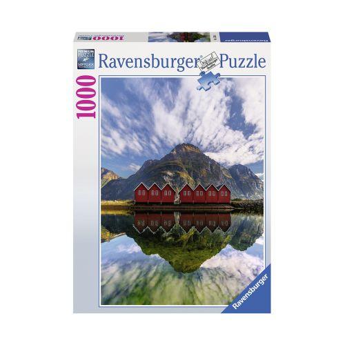 Ravensburger Sunndalsora 1000 palaa