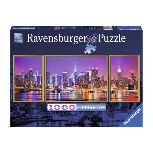 Ravensburger New York 1000 palaa