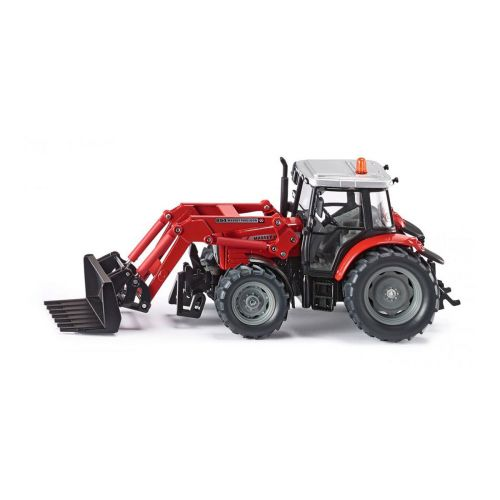 Massey Ferguson traktori trukkikauhalla 1:32