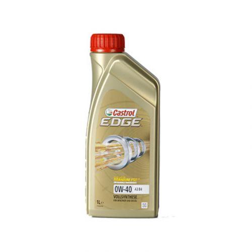 Castrol Edge Titanium FST moottoriöljy 0W-40 A3/B4 1l