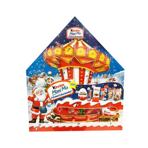 Kinder Maxi Mix Suklaajoulukalenteri 351g