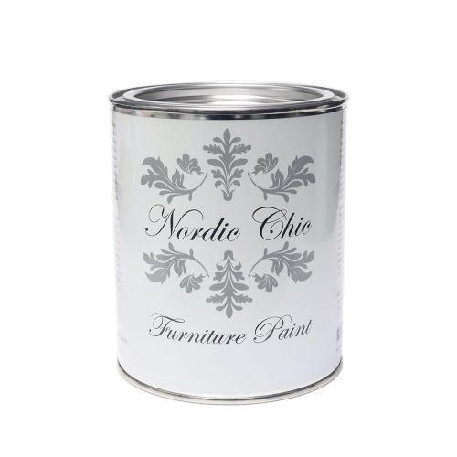 Nordic Chic kalkkimaali 750ml, Christmas Red
