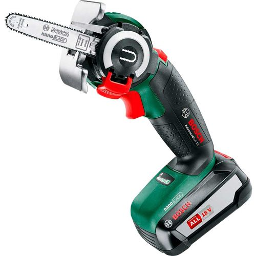 BOSCH AKKUMONITOIMISAHA ADVANCED CUT 18 LI