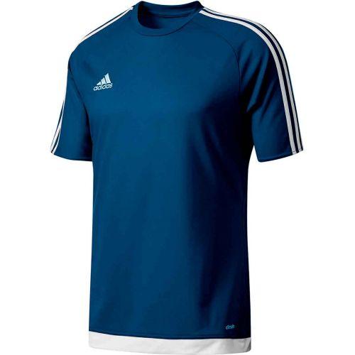 ADIDAS ENSTRO TREENIPAITA DARK BLUE/ WHITE XL